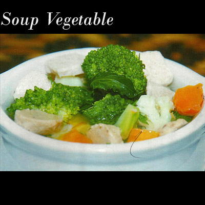 Soup Vegetable Somayoga Gambar 1