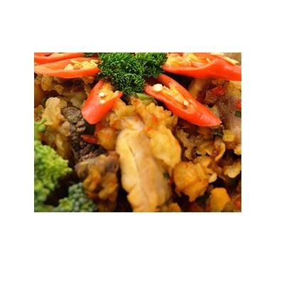 Ayam Sambal Kentang Chickenpedia Gambar 1