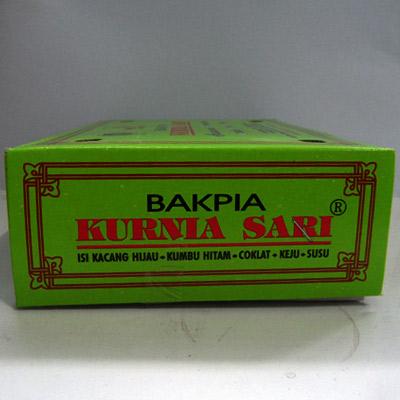 Bakpia Kurniasari Rasa Green Tea Isi 15 Biji Gambar 2