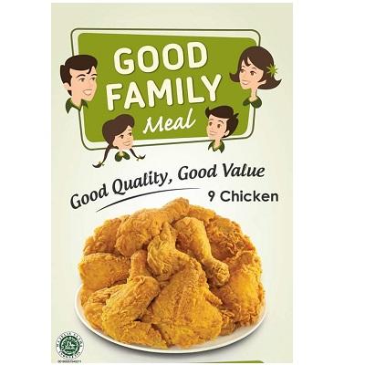 Paket Good Family Golden Aroma Chicken AW Gambar 1