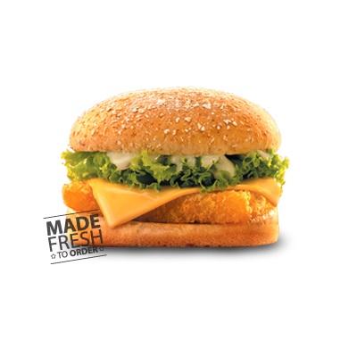 Fish Burger AW Gambar 1